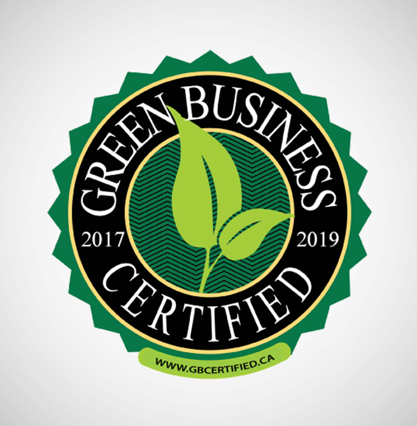 Green Certification For Business Thermal Intelligence
