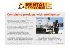 Basecamp Featured on Rental Management Magazine