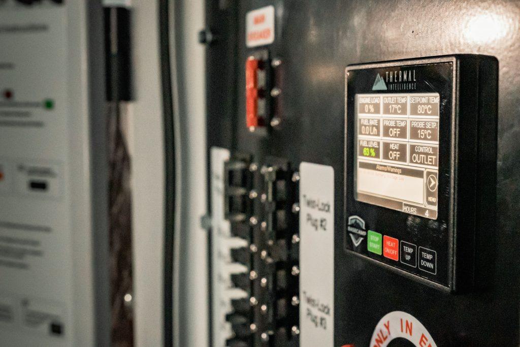 Industrial Heater Controls